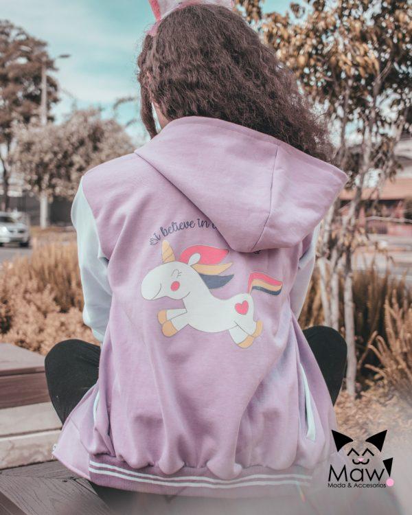 estampado unicornio