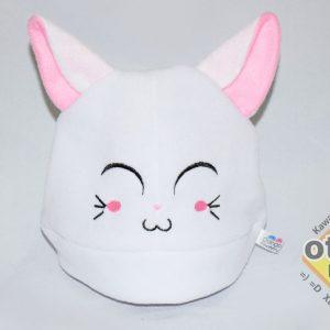 Gorro gatito blanco