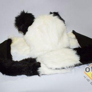 gorro largo panda