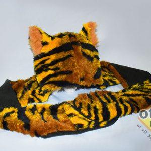 gorro tigre