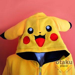 Pijama Pikachu