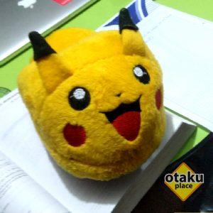 pantufla pikachu
