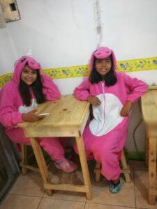 pijama de Unicornios