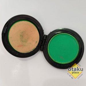 pintarse el cabello de verde