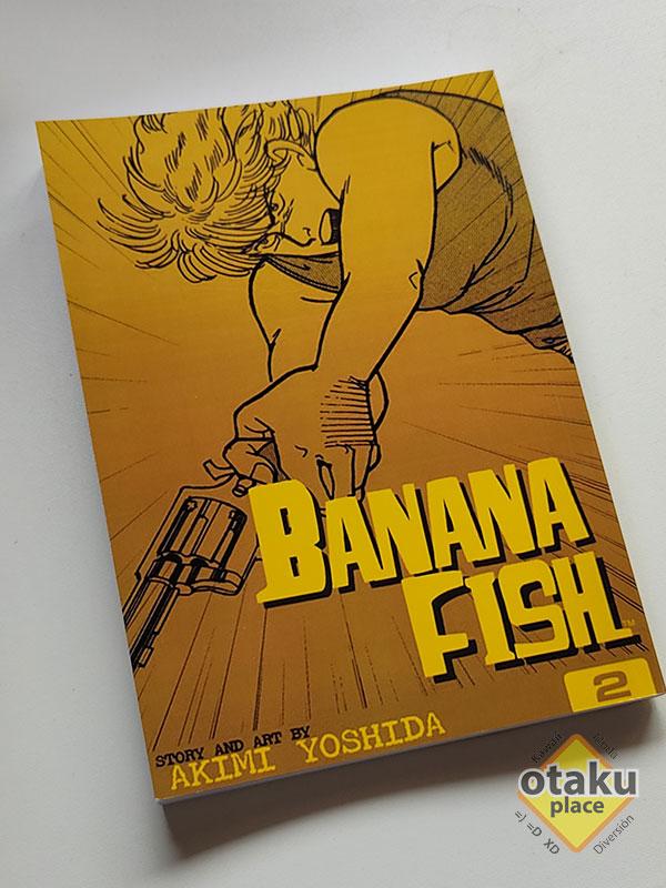 manga banana fish