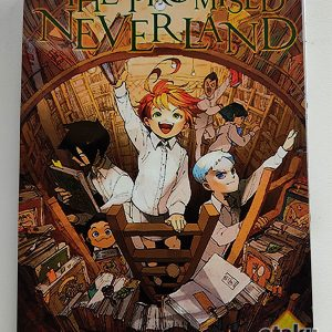 manga promised neverland