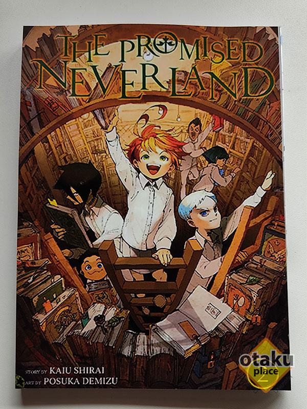 manga promised neverland