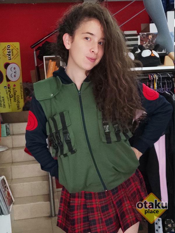 outfit anime kakashi