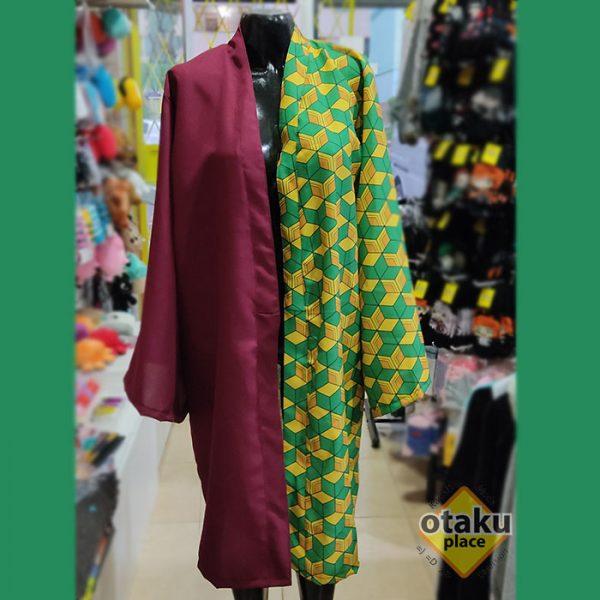 Giyu Tomioka cosplay