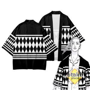 camiseta kimono draken